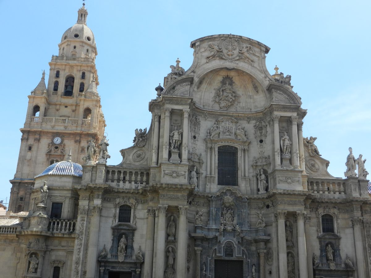murcia muslim Nick harrison offers an essential cultural guide to murcia, a city brimming with history and world-beating tapas bars.